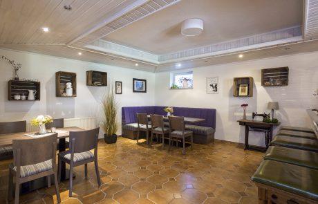 Café Thekenbereich