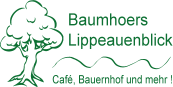 Baumhoers Lippeauenblick Logo