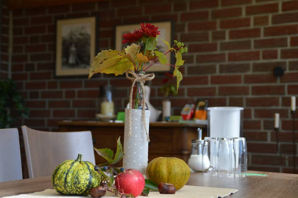 Herbst Baumhoers Lippeauenblick